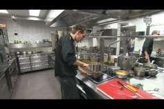 Polyschüler aus Bad Leonfelden kochen im Domviertel