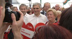 Bundeskanzler Werner Faymann in Freistadt