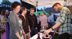 Weinfest der ÖVP Hellmonsödt