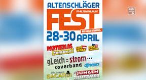 Ankündigung Zeltfest der Freiwilligen Feuerwehr Altenschlag