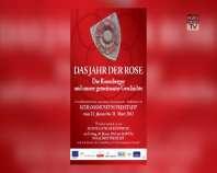 """Ausstellungseröffnung """"Das Jahr der Rose"""" im Schlossmuseum Freistadt"""