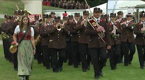 Bezirksmusikfest Urfahr-Umgebung in Gramastetten 2018