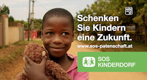 Werde Pate bei SOS Kinderdorf