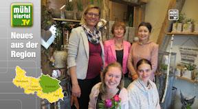 Erfolgreiche Mühlviertler Floristinnen