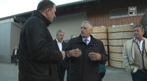 BR Gottfried Kneifel zu Gast in Neustift im Mühlkreis