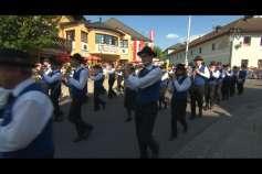 Bezirksmusikfest UU 2012 in Vorderweißenbach