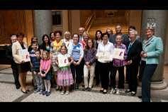Großartige Ganztagsschulen – VS 1 + 2 Freistadt ausgezeichnet