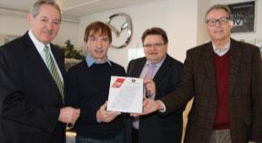 Autohaus Öller als Top-Ausbildungsbetrieb ausgezeichnet