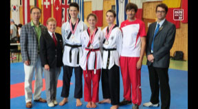 Taekwondo Weltmeisterschaft in Mexiko