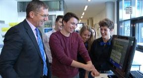 Tag der offenen Tür in den berufsbildenden Schulen Rohrbach-Berg: HAK/HASCH/HLW/FW
