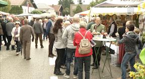 Ortsbildmesse in Moosbach – Vorstellung Gemeinde Oberneukirchen