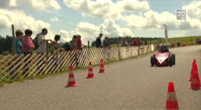 Seifenkistenrennen in Alberndorf 2014