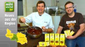 Kekse mit Sinn auch in neuer Bio-Zartbitter Schokolade
