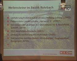 30 Jahre WKO Rohrbach