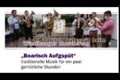 Ankündigung Mostkirtag des ÖAAB Windhaag/Perg