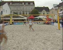 Beachvolleyball-Landesmeisterschaft 2011