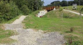 Österreichs erster Cross-Country Bike-Park in Lichtenberg