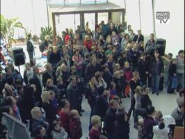 Tag der offenen Tür im Gymnasium FR 2010