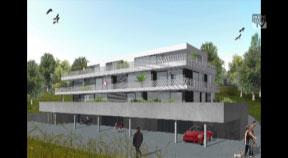Innovatives Bauprojekt in Rohrbach/Berg