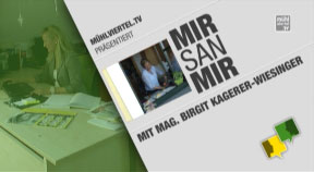 Mia san Mia: Porträt Mag. Birgit Kagerer-Wiesinger