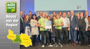 Auszeichnung für KEM – Klima- u. Energiemodellregionen Sterngartl-Gusental und Urfahr-West