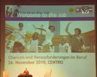 """Welcome to the job"" in Rohrbach 2010"