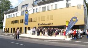 Eröffnung Raiffeisenbank Freistadt
