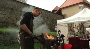 Handwerksmarkt auf der Burg Piberstein in Helfenberg