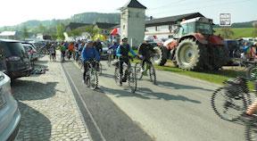Seniorenradwandertag in Leopoldschlag 2019