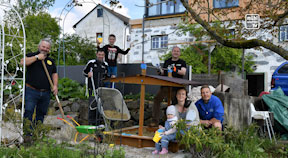 Gratis Spielsand und wertvolle Service-Tipps für Familien im Bezirk Urfahr-Umgebung