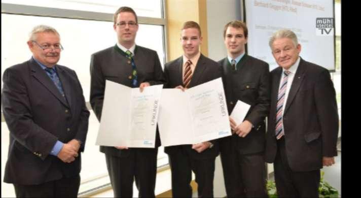 Erwin-Wenzl-Preis für ENAMO-Mitarbeiter aus Hirschbach