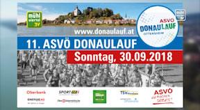 Ankündigung Ankündigung 11. ASVÖ Donaulauf
