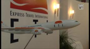 ETI-Lounge am Linzer Flughafen