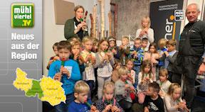 Musikhaus Danner lud zum Blockflötenbau