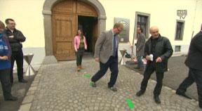 """""""Such den roten Schuh"""" in Freistadt"""