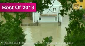 Hochwasserkatastrophe im Mühlviertel