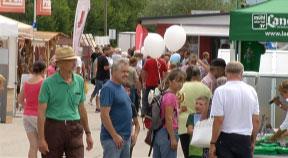 Böhmerwaldmesse in Ulrichsberg 2017