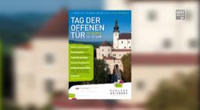Ankündigung Tag der offenen Tür Schloss Weinberg