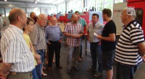 Tag der offenen Tür – Firma HOGA in Helfenberg