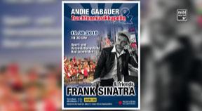 Ankündigung Andie Gabauer & Trachtenmusikkapelle in Bad Leonfelden