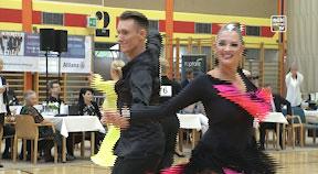 Staatsmeisterschaft Tanzen in Perg