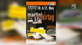 Ankündigung Martinikirtag in Zwettl an der Rodl