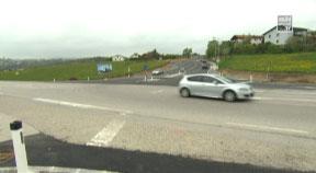 Hagenberger Kreuzung