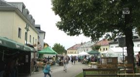 Marktfest Hellmonsödt 2014