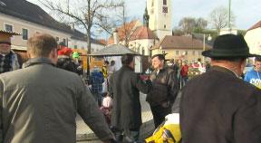 Martini-Markt in Zwettl an der Rodl