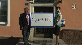 Fusion der Gemeinden Aigen-Schlägl