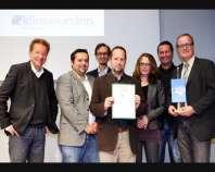 Auszeichnung für die Klimabündnisgemeinde Freistadt
