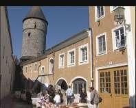 Eröffnung Begehbares Böhmertor in Freistadt