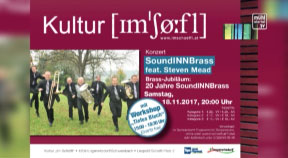 "Ankündigung Konzert ""SoundINNBrass"" im Schöffl Engerwitzdorf"