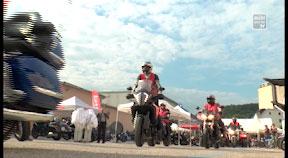 Motorrad Testival in Perg - Reitwagen Charity-Week für ein Kinderlächeln